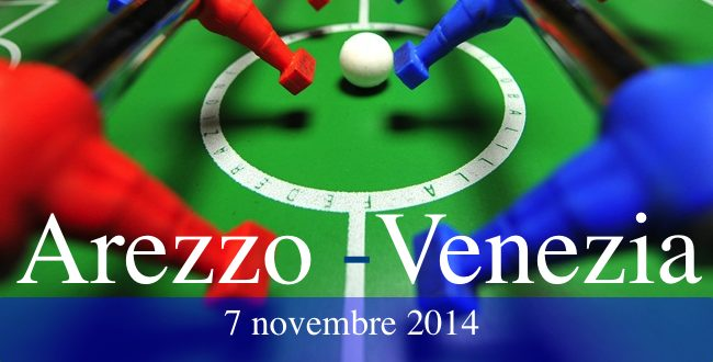 arezzo venezia