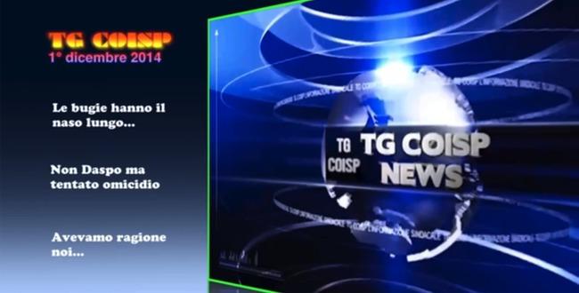 TG COISP 01 dicembre 2014