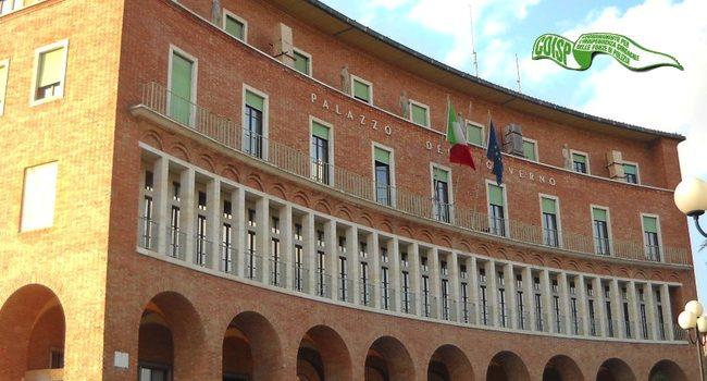 Prefettura Arezzo COISP