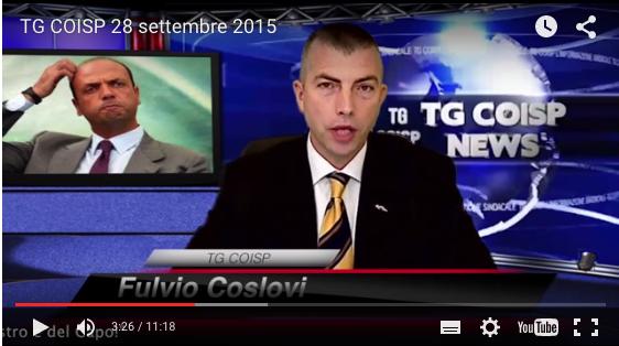TGCOISP 28 settembre 2015