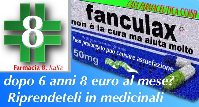 FARMACIA 8 EURO