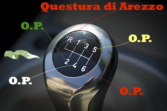 COISP CAMBIO TURNO Questura Arezzo