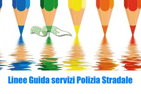 Linee Guida servizi Polizia Stradale - COISP