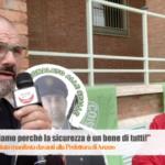 """Il COISP manifesta davanti alla Prefettura di Arezzo per una maggior tutela """"Perchè la sicurezza è un bene di tutti!"""""""